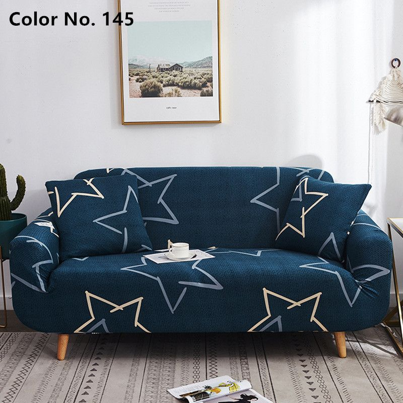 Elastic Sofa Cover In 2020 Sofa Covers Slipcovers For Chairs Sofa