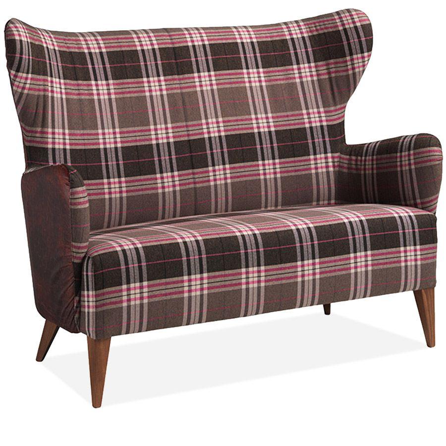 Duke Sofa - Contract Furniture - Cfg Furniture - British Manufacturing - Upholstery.