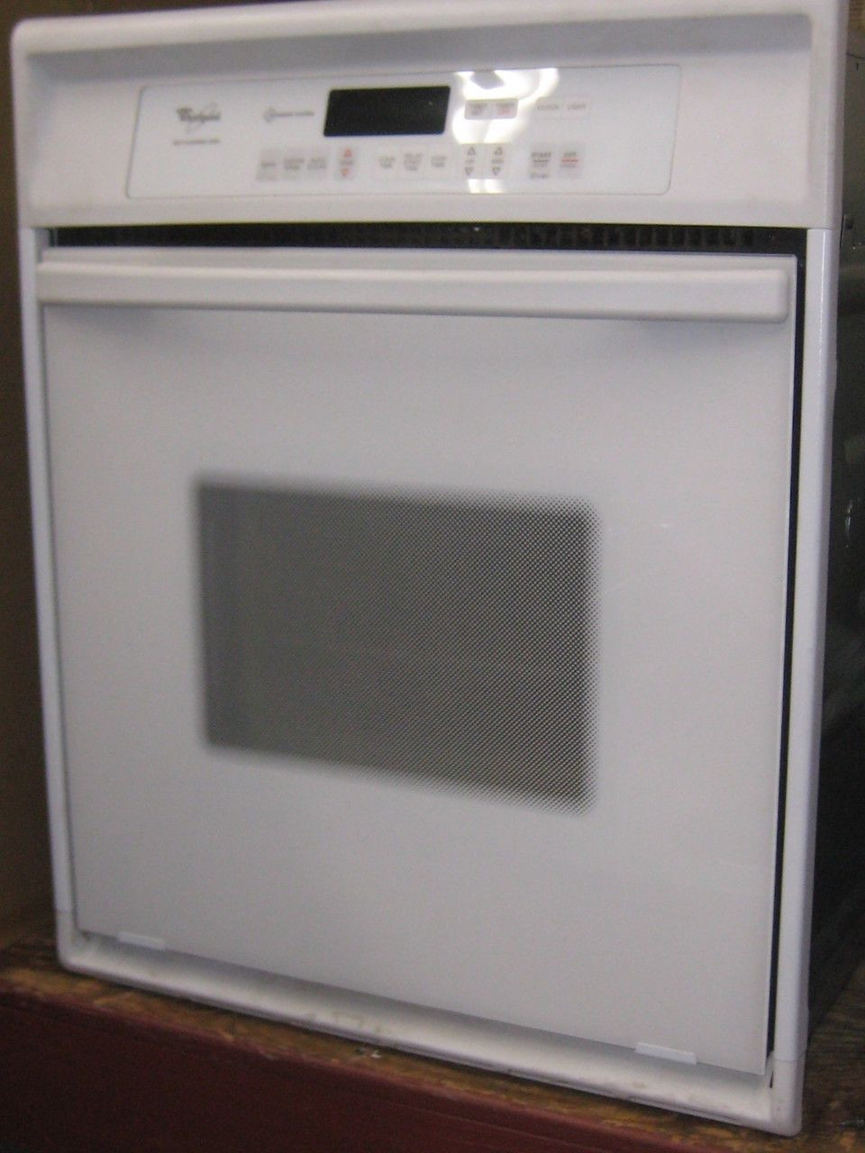 Appliance City Whirlpool 24 Inch Wall Oven Accubake System