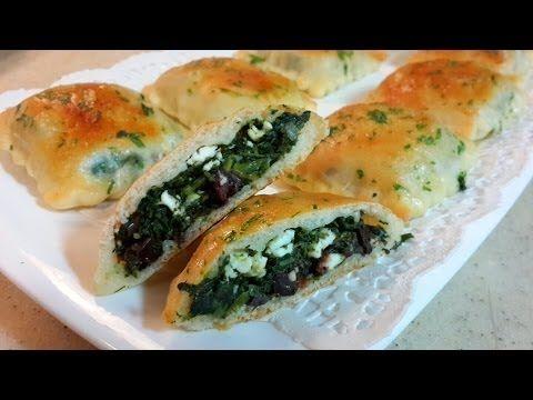 معجنات سبانخ طريقة عمل فطائر السبانخ بكل سهولة بقوام وطعم لا يقاوم Mo3ajanat Sahla Youtube Food Lebanese Recipes Middle Eastern Recipes