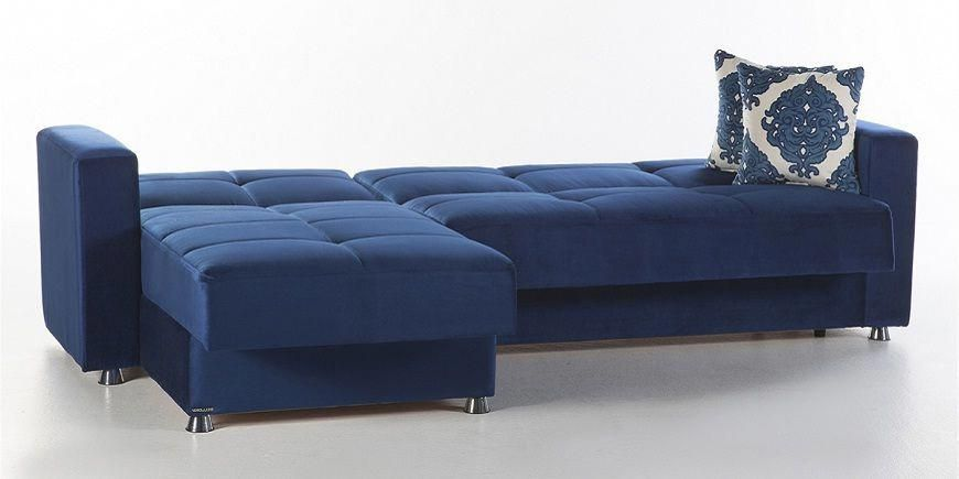 Swell Navy Blue Sectional Sleeper Sofa A Few Black Leather Sofa Squirreltailoven Fun Painted Chair Ideas Images Squirreltailovenorg