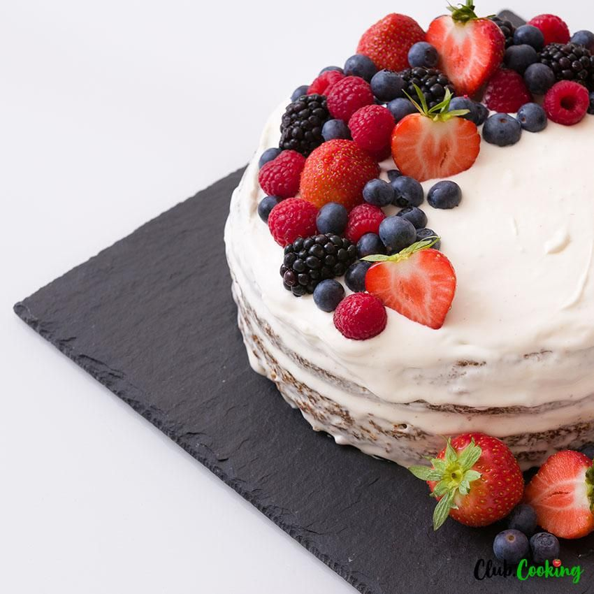 Chantilly cake recipe in 2020 with images easy