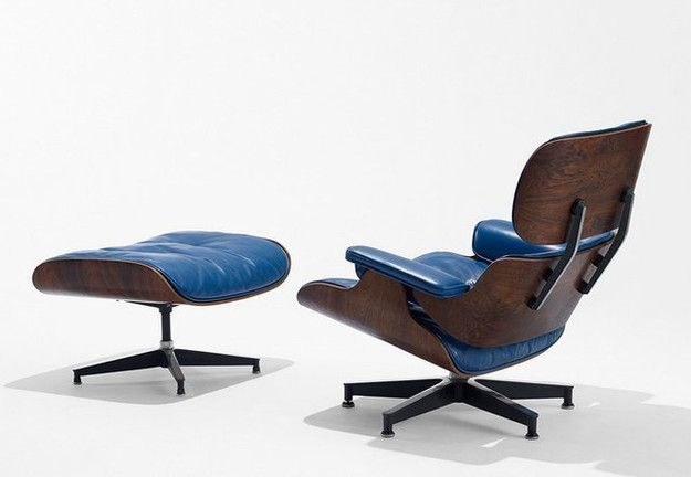Fancy - Charles & Ray Eames x Herman Miller Lounge Chair