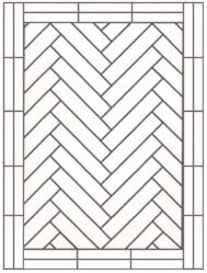 Floor Tile Patterns And Design Layouts