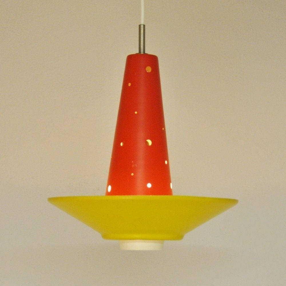 Located using retrostart.com > 4048 Hanging Lamp by J. Hoogervorst ...