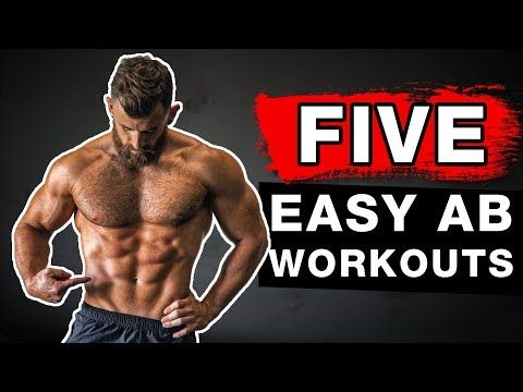 five easy beginner workouts for six pack abs my gymshark