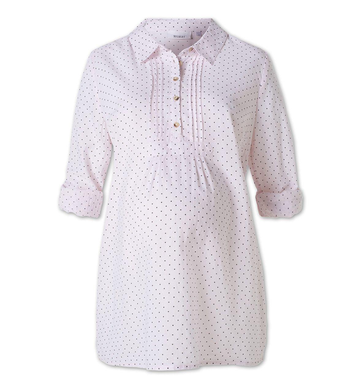 Dependiente anfitriona Solenoide  Blusa premamá Mujer Ver todo en rosa – al mejor precio en C&A | Ropa  premamá, Ropa de maternidad, Moda