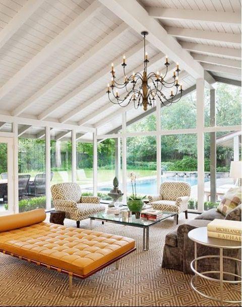 estancias acristaladas en tu hogar una solucin prctica - Terrazas Acristaladas