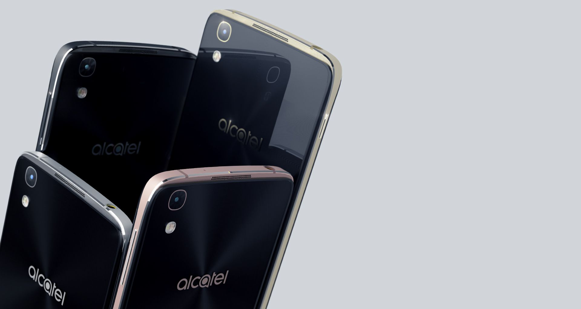 Alcatel mobile   Global - IDOL4 - Smartphones   Techere