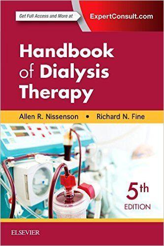 Handbook Of Dialysis 4th Edition Pdf