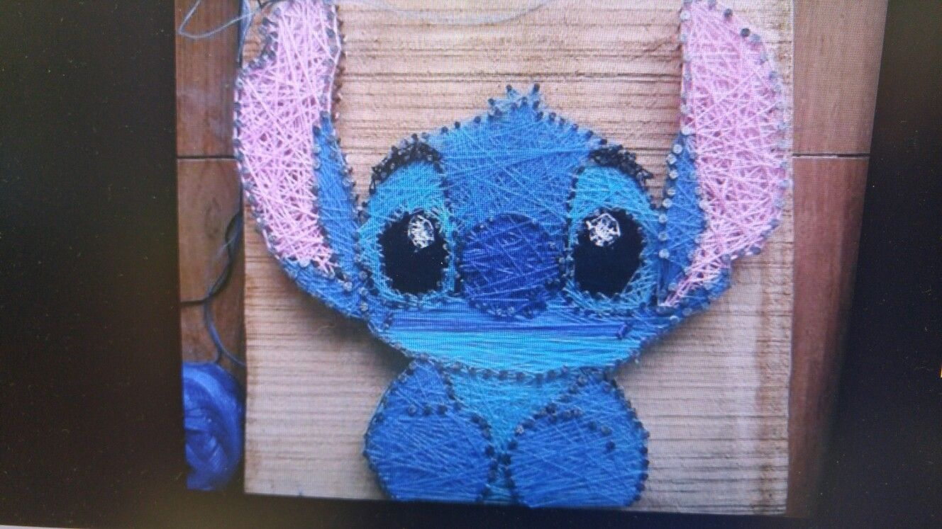 Pin By Randall Strother On Coolness Disney String Art Nail String Art String Art