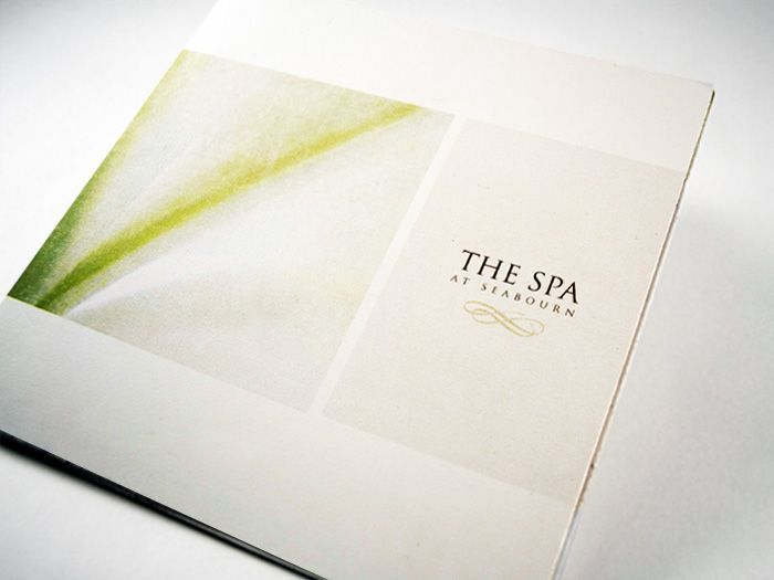 luxury spa brochure - Google Search brochure design Pinterest - spa brochure