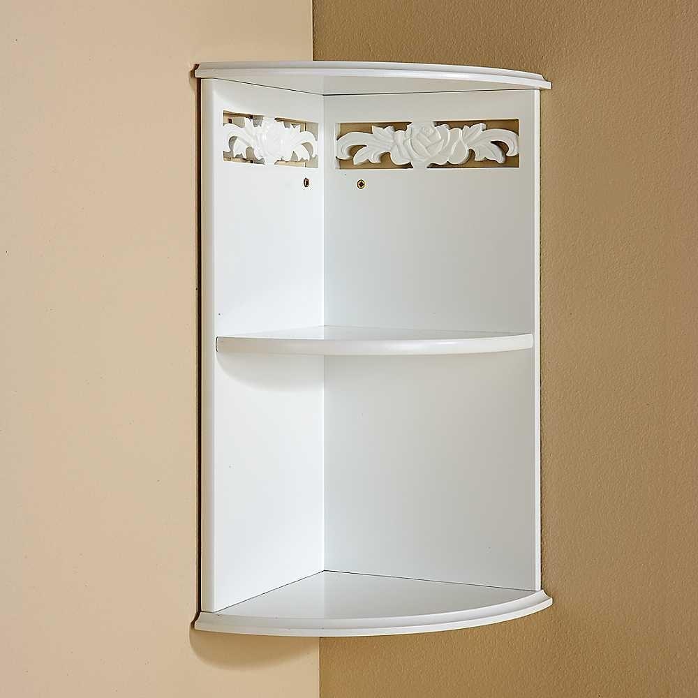 Bathroom Corner Shelf Bathroom Corner Storage Unit Plastic Best ...