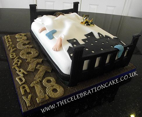 Specialised Celebration Cakes 18th 21st Birthday Cakes