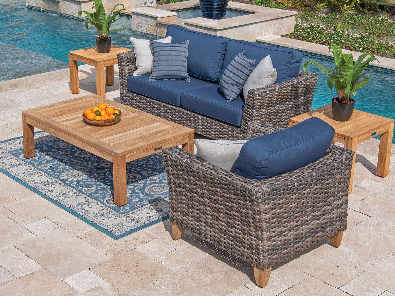 Mandalay Cushion Seating Fortunoff Backyard Store Outdoor Furniture