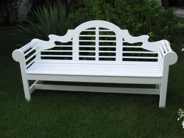 Lutyens Garden Bench By William Hutchison. Modified From A Plan From An  Article In Fine