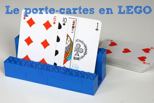 porte carte à jouer 4 idées de porte cartes pour les enfants | Porte carte, Carte à