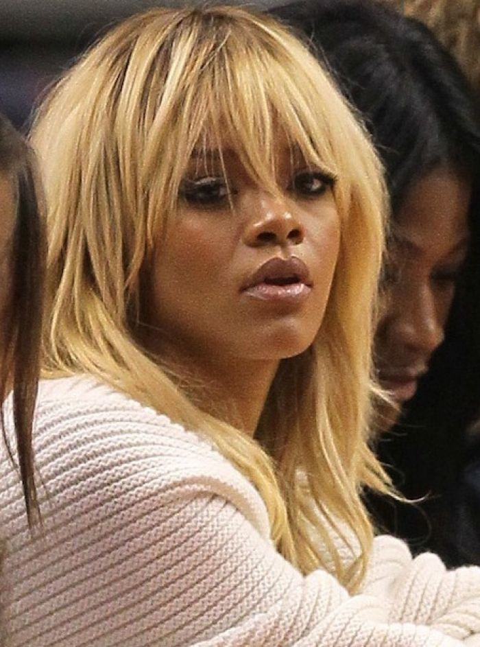 Rihanna Blonde Hair Rihanna Blonde Hair Rihanna Hairstyles