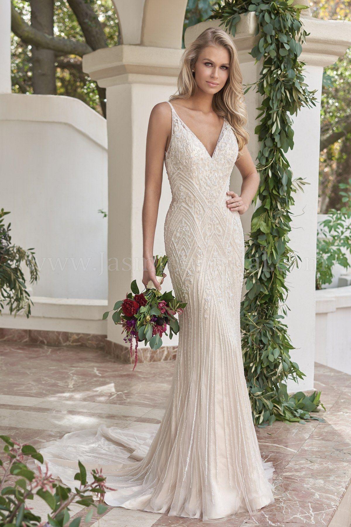 T202059 V Neck Netting Tulle Silky Charmeuse Wedding Dress Charmeuse Wedding Dress Wedding Dresses Wedding Dresses Near Me