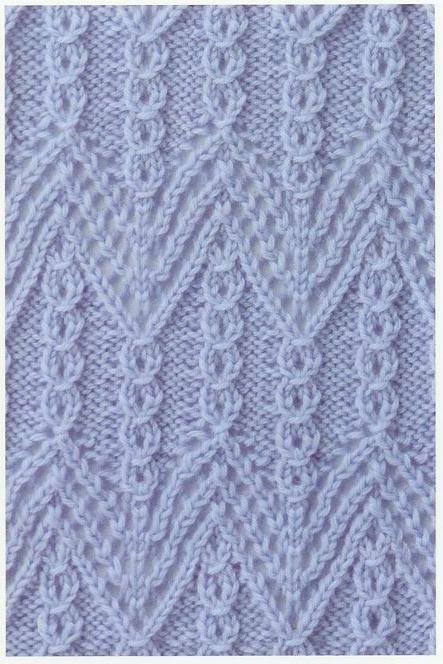 Lace Knitting Stitch #23 with chart on Lace Knitting Stitch at http://laceknittingstitch.blogspot.com.au/2011/08/lace-knitting-stitch-23.html?view=flipcard