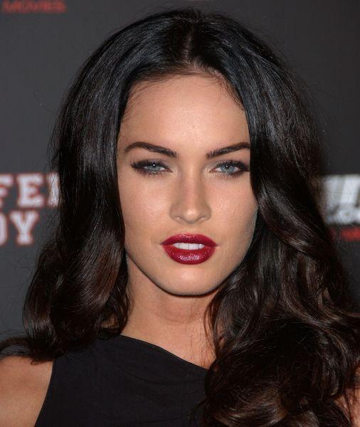 fox lipstick Megan red