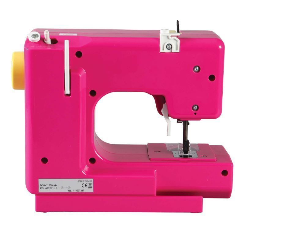 Janome Fast Lane Fuschia Portable Sewing Machine Youth Sew Mini Magnificent Youth Sewing Machine