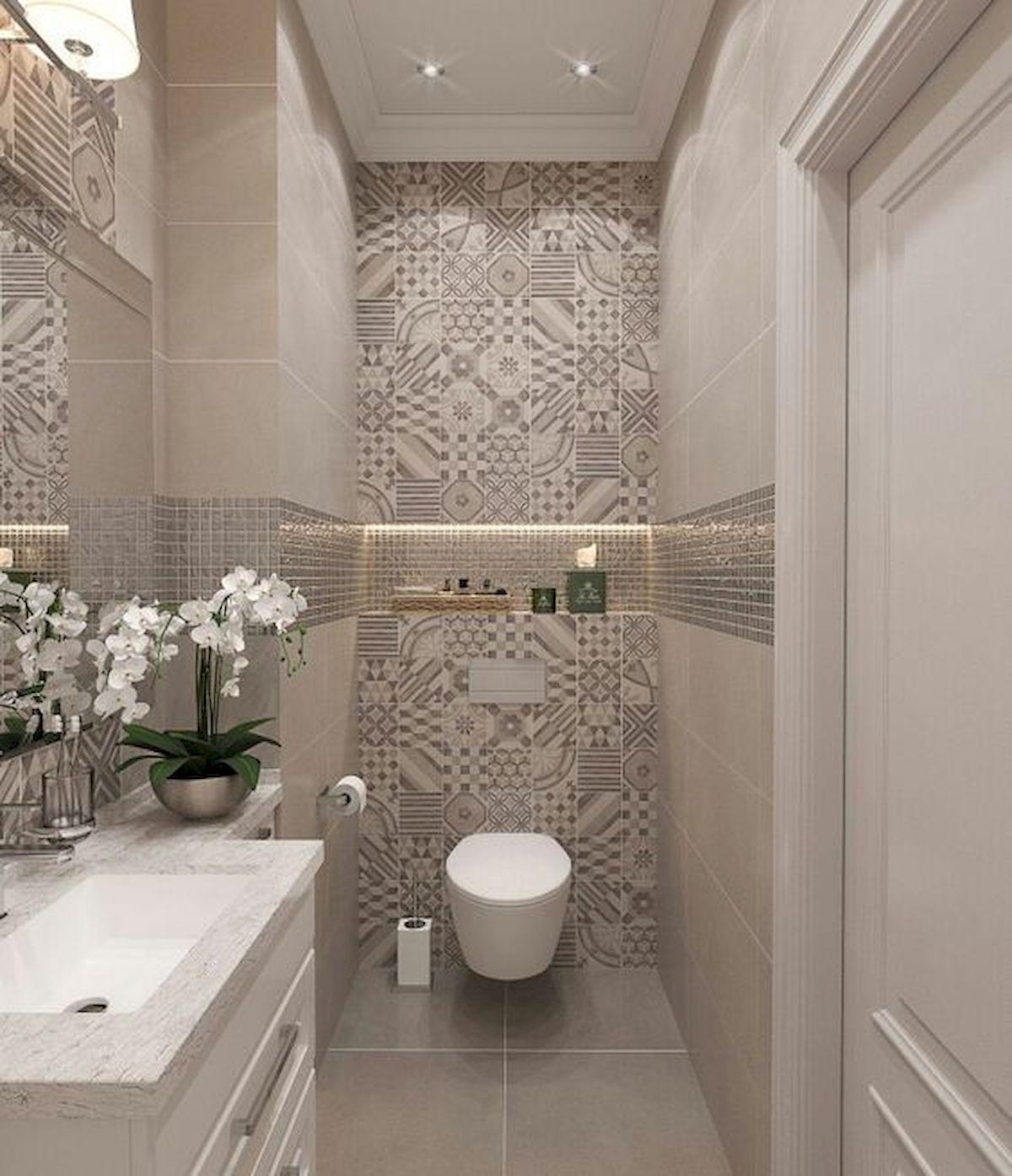 18 Fresh Small Master Bathroom Remodel Ideas And Design  Idée