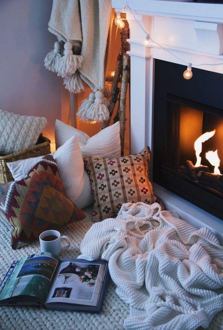 25 Awesome Decorating Ideas To Make Your Home Cozy For Fall Home Decor Interior Design Decor