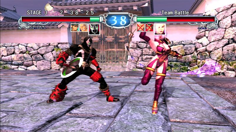 SoulCalibur II HD Online Review