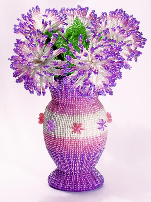 вазочки шкатулки горшочки только из бисера фото зимние покрышки