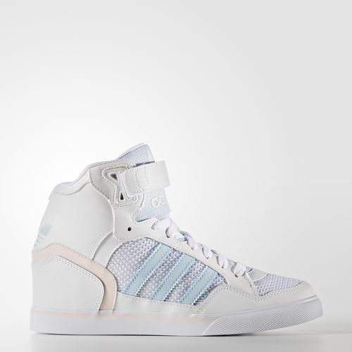 Extaball Up Shoes - White