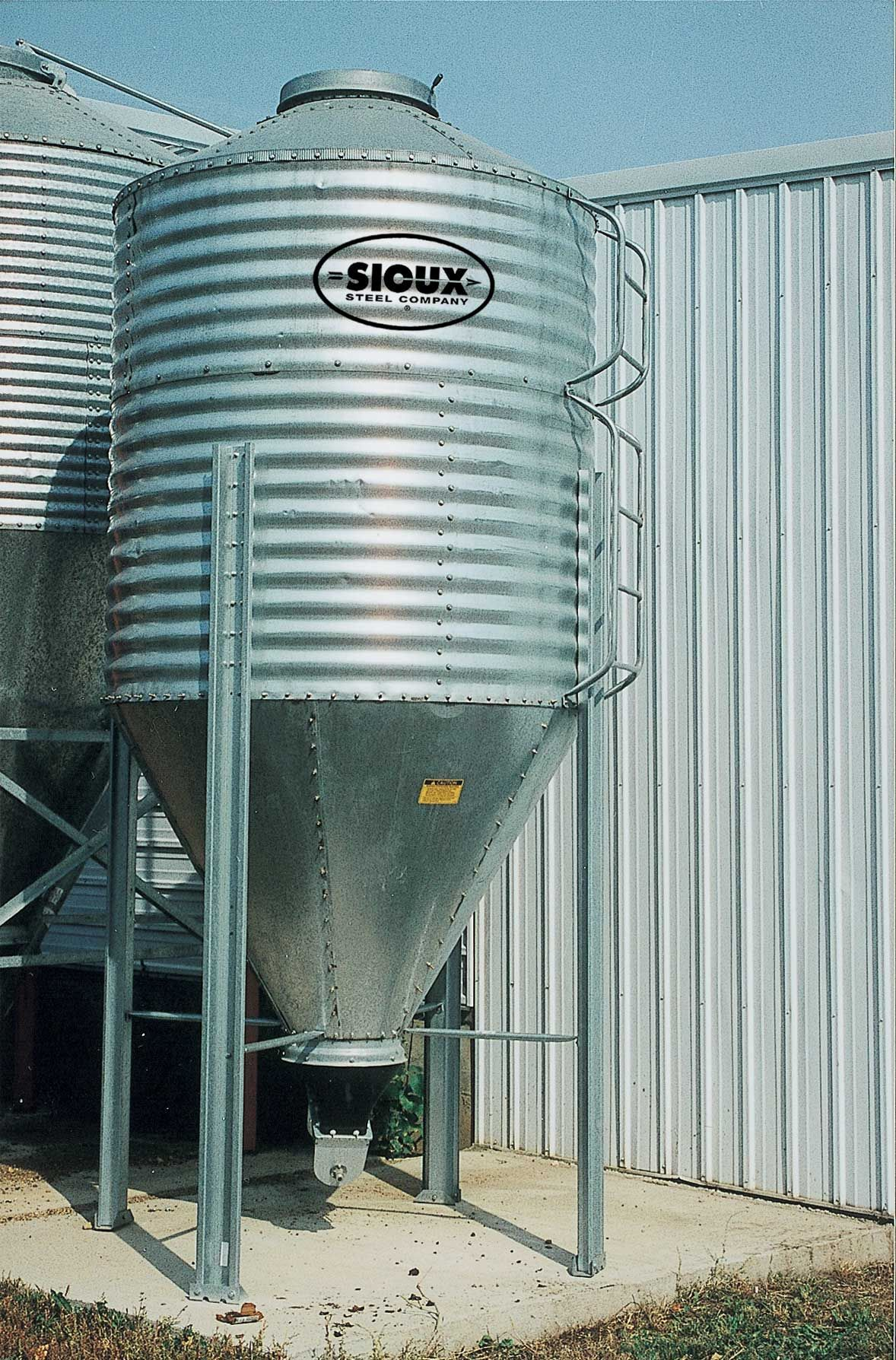 Bulk Feed Bins | Chickens- Egg Layers and Meat | Small farm