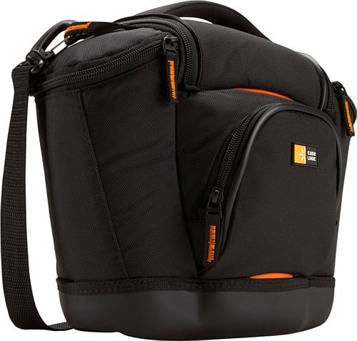 case logic slrc 202 medium slr camera bag black