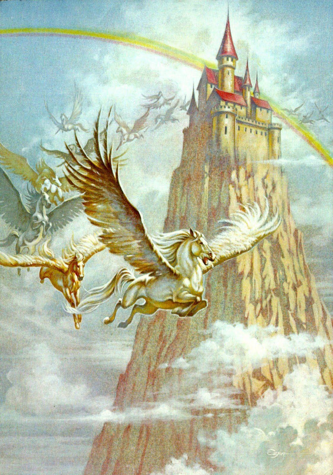 Pegasus | Pegasus art, Fantasy horses, Magical horses