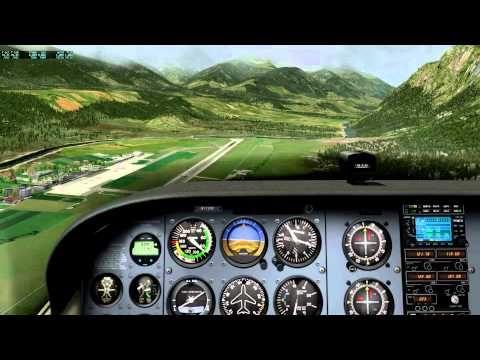Volair Sim Flight Simulator Cockpit - IFR Flight with PilotEdge net