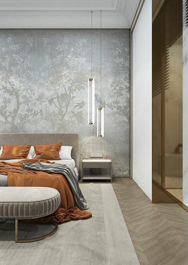Hervorragend Bedroom | كومدينات | Pinterest | Schlafzimmer, Moderne Schlafzimmer Und  Wandverkleidung