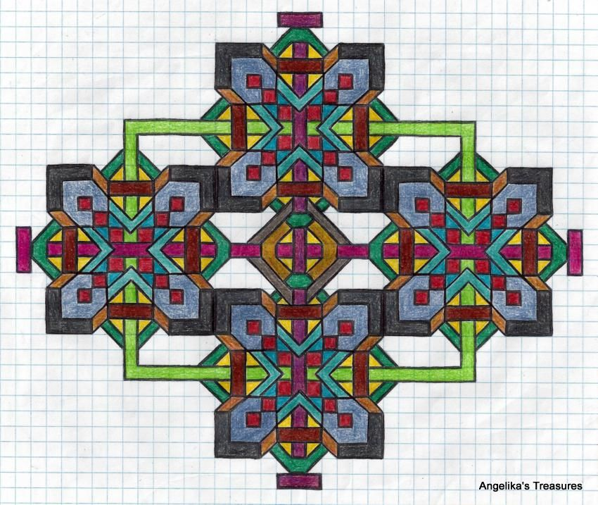 Graph Paper Art Graph paper art, Graph paper and Doodles - free printable grid paper for math