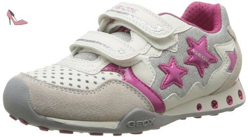 Sukie F, Sneakers Basses Femme, Gris (Azure), 41 EUGeox