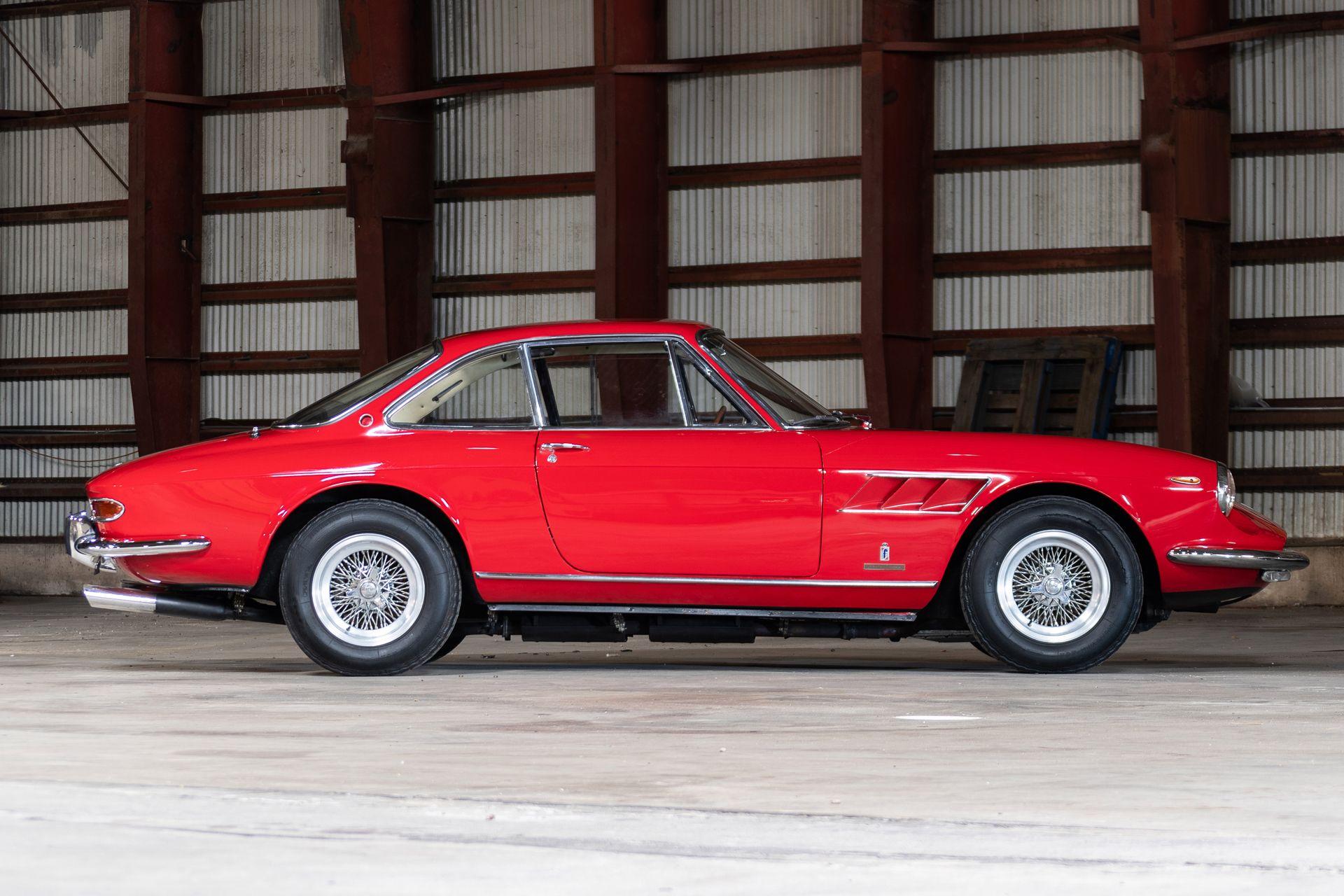 1966 Ferrari 330 Gtc Project Ferrari Coupe Geneva Motor Show