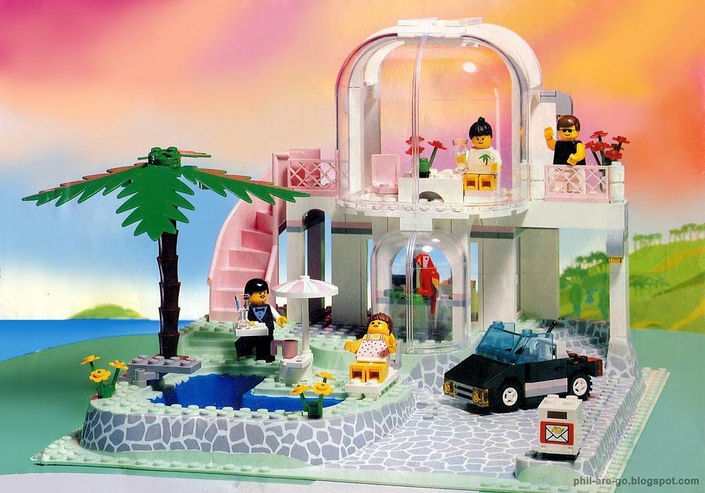 Lego Paradisa | Lego, Childhood and Nostalgia