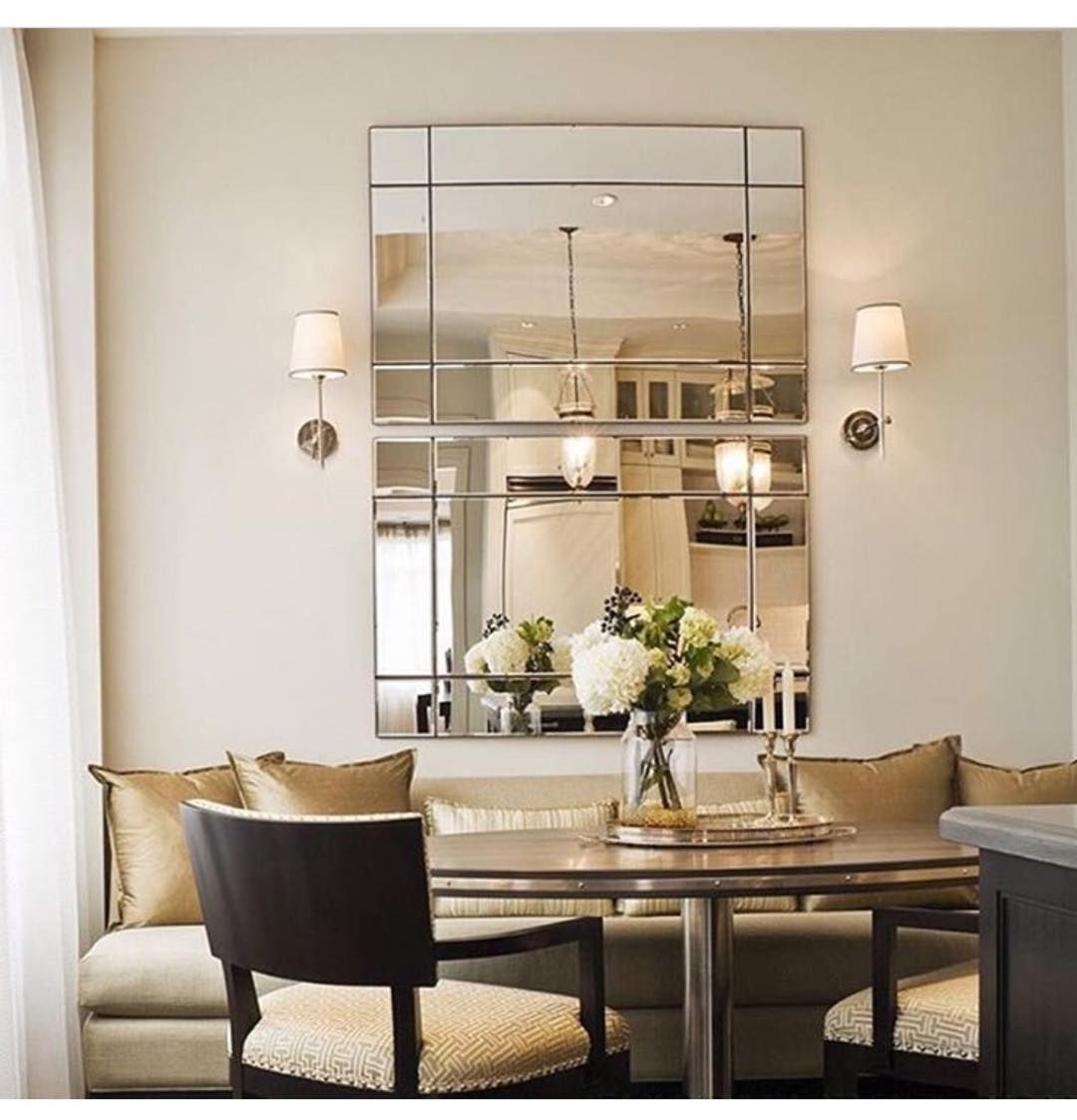 Brian Gluckstein On Instagram I Love Using A Banquette In A Kitchen It Uses Less Space And Is A Great Place To Hang Out Decoración De Unas Comentarios