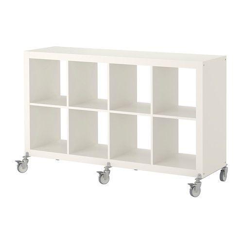 EXPEDIT Estantería+ruedas IKEA 75,96