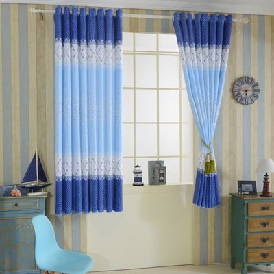Compare Price XinHuaEase Short Curtain Children Room Kitchen
