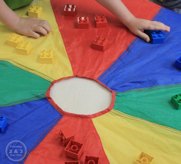 preschool math activities teaching 2 and 3 year olds