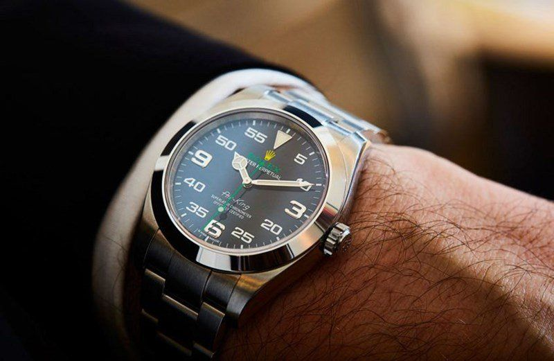 outlet store ab4a2 a0fdf Rolex Air King 116900 Watch Review | Rolex | Rolex watches ...