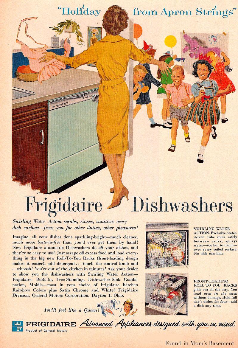 old magazine ads | Vintage Magazine Ads ~ DIY Newlyweds: DIY Home ...