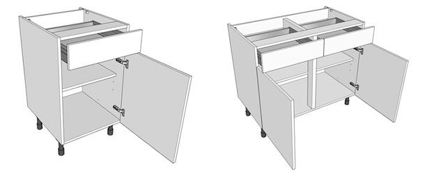 Highline Vs Drawerline Kitchen Base Units   Many People Ask The Question,  What Is The