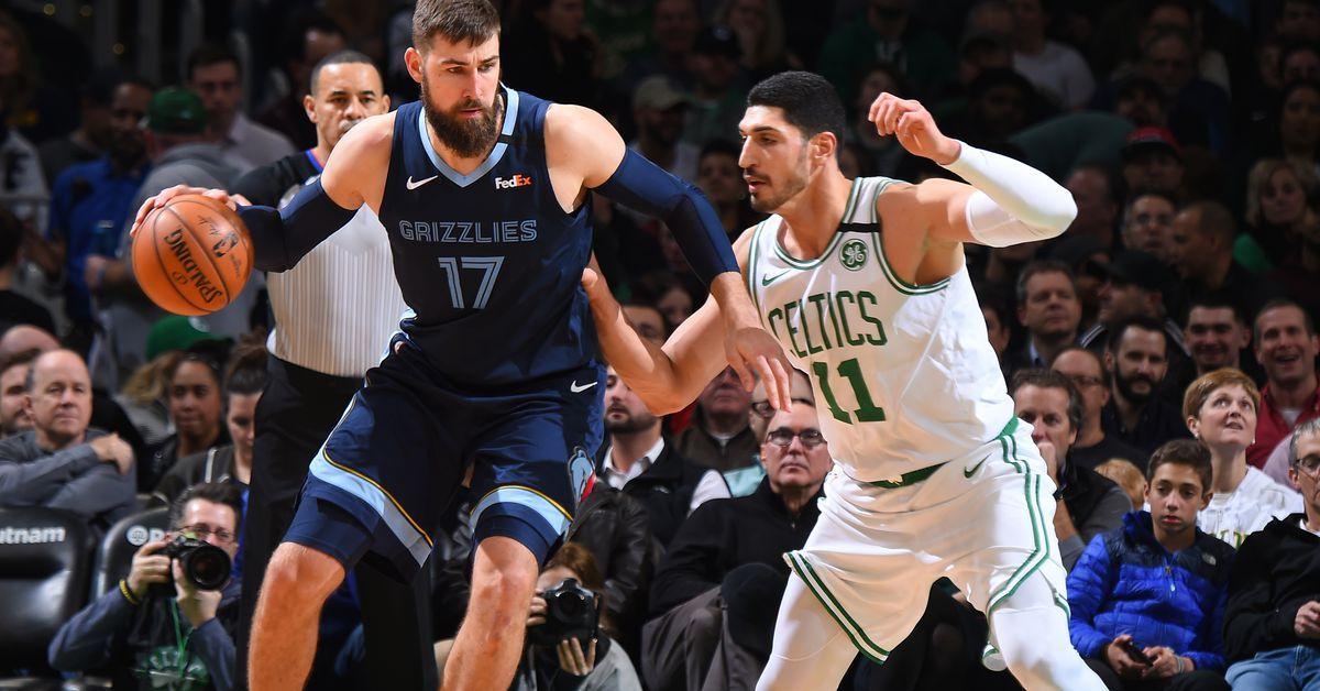 Sports Memphis Grizzlies vs. Boston Celtics Game Preview