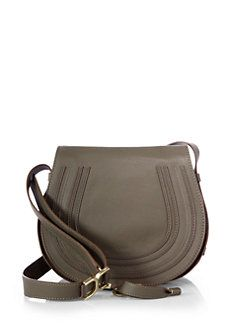 Chloe - Marcie Medium Round Crossbody Bag
