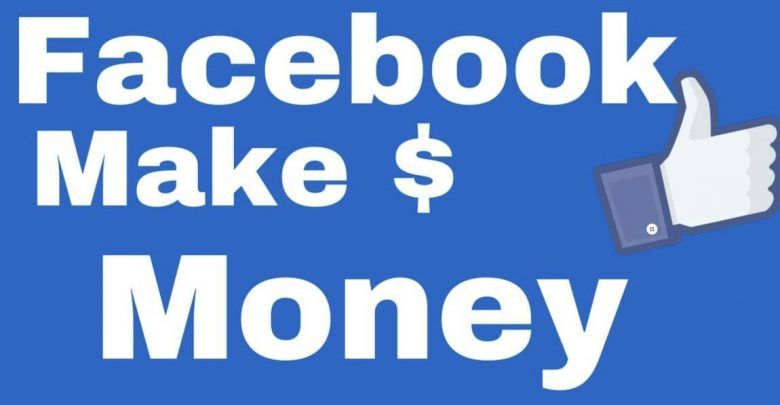 How To Get Earn Money From Facebook